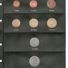 Euros: EUROS DE CHURRIANA 1.998 SIN CIRCULAR SERIE COMPLETA. Lote 46045594