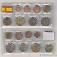 Euros: MONEDAS DE EUROS DE ESPAÑA DE 2005. SIN CIRCULAR.. Lote 210578346