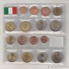 Euros: MONEDAS DE EUROS DE ITALIA DE 2003. SIN CIRCULAR.. Lote 46151045
