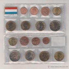 Euros: MONEDAS DE EUROS DE LUXEMBURGO 2002. SIN CIRCULAR.. Lote 46152065