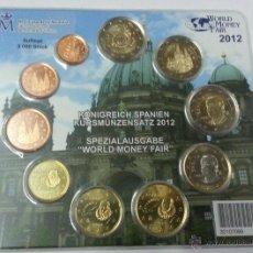 Euros: ## CARTERA OFICIAL WORLD MONEY FAIR BERLIN 2012 ##. Lote 46495820