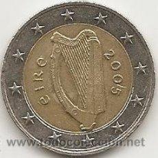 Euro: 2 EUROS DE CIRCULACION IRLANDA 2005. Lote 46782748