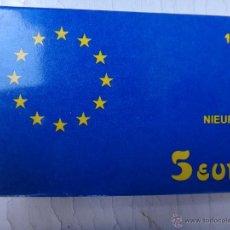 Euros: MONEDA PLATA 5 EURO EUROS , 1997 , NIEUPORT , CON CAJA Y GARANTIA , OFICIAL , ORIGINAL ,H. Lote 49465955