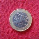 Euros: MONEDA COIN DE 1 UN EURO LITUANIA LIETUVA AÑO 2015 BUEN ESTADO GENERAL. VER FOTO/S Y DESCRIPCION. ID. Lote 52748342