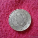 Euros: MONEDA COIN DE MALTA AÑO 2008 50 CENTIMOS EURO 0,50 BUEN ESTADO GENERAL. IDEAL COLECCION VER FOTO/S . Lote 52898407