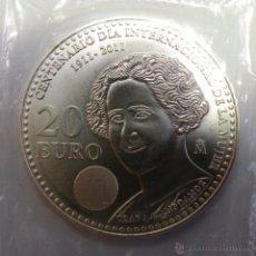Euros: 20 EUROS DE 2011. Lote 53106315