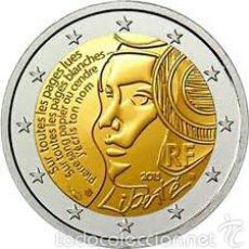 Euros: 2 EUROS CONMEMORATIVA FRANCIA 2015 FIESTA DE LA FEDERACIÓN SC. Lote 269951038
