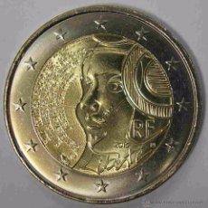 Euros: FRANCIA 2015. MONEDA DE 2 EUROS CONMEMORATIVA DE LA FIESTA DE LA CONFEDERACION. Lote 113091103