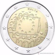 Euros: 2 EUROS CONMEMORATIVA MALTA 2015 . BANDERA EU . SC. Lote 104815708