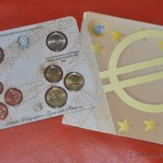 Euros: CARTERA OFICIAL DE EUROS ITALIA 2004 , 8 MONEDAS. Lote 54564384