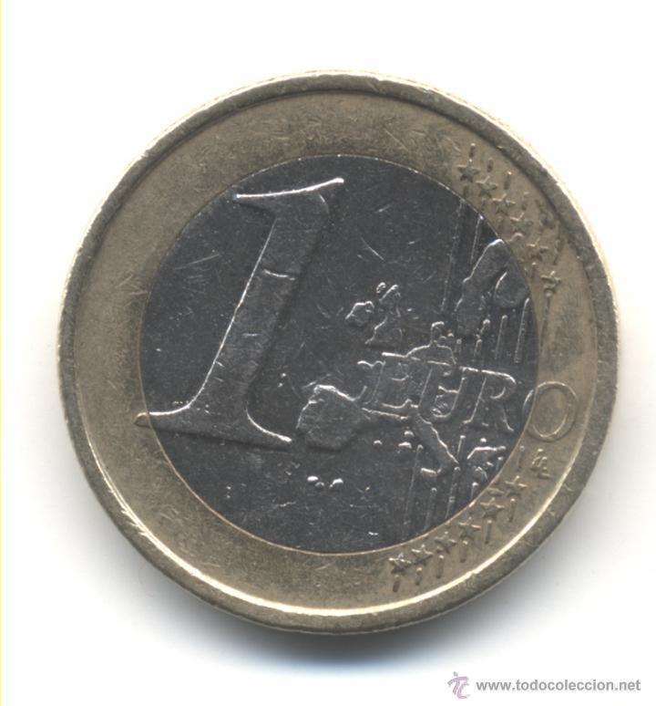 Euros: 1 EURO 2000 FINLANDIA FINLAND circulada - monedas usadas euros - Foto 2 - 55004013