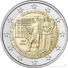 Euros: AUSTRIA 2016. MONEDA DE 2 EUROS CONMEMORATIVA DE LOS 200 AÑOS DEL BANCO NACIONAL. DE ROLLO. Lote 195494185