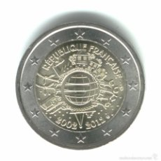 Euros: 2 EUROS FRANCIA 2012 DAE. Lote 296614688