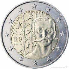 Euros: 2 EUROS FRANCIA 2013 COUBERTIN. Lote 244903650