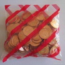 Euros: FNMT * 5 CENTIMOS 2002 * BOLSA CON 100 MONEDAS. Lote 57590747