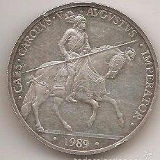 Euros: 5 ECU DE PLATA DE 1989. Lote 194407456