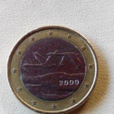 Euros: MONEDA FINLANDIA 1 EURO 2000.EBC. Lote 57810956
