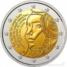 Euros: FRANCIA 2 EUROS 2015 225º ANIVERSARIO DE LA FIESTA DE LA FEDERACIÓN ( TOMA DE LA BASTILLA ). Lote 192983132