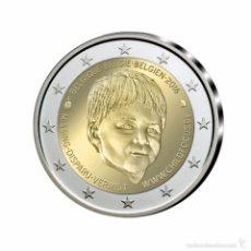 Euros: BELGICA 2016. MONEDA DE 2 EUROS CHILD FOCUS PROOF CON CAJA Y CERTIFICADO. Lote 58319777