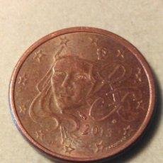 Euros: MONEDA FRANCIA 5 CENTIMOS EURO 2013.MBC. Lote 194326715