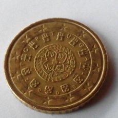 Euros: MONEDA PORTUGAL 50 CENTIMOS EURO 2009 . MBC. Lote 64105919