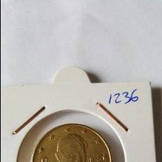 Euros: 1236 .- MONEDA 50 CENTIMOS DE EURO CIUDAD DEL VATICANO 2011. Lote 64154315