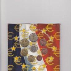 Euros: EUROS - FRANCIA - SERIE DE 8 MONEDAS - EN CARTERA OFICIAL - 2004. Lote 67358265