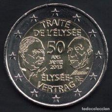 Euros: MONEDA DE 2 EUROS FRANCIA COMMEMORATIVA AÑO 2013. Lote 67378389