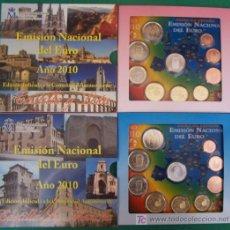 Euros: CASTILLA LA MANCHA Y LEÓN 2010. Lote 67436989