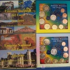 Euros: CANARIAS Y CANTABRIA 2009. Lote 67437425