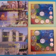Euros: ANDALUCÍA Y ARAGÓN 2008. Lote 67437845