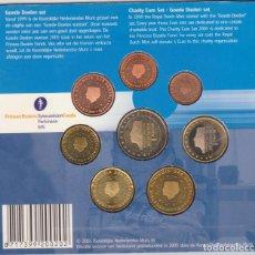 Euros: MONEDAS EURO - HOLANDA - SERIE DE 8 MONEDAS 2005 EN CARTERA OFICIAL. Lote 160269536