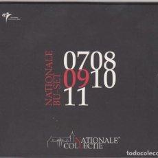 Euros: MONEDAS EURO - HOLANDA - SERIE DE 8 MONEDAS 2009 EN CARTERA OFICIAL. Lote 160269794