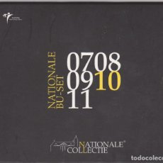 Euros: MONEDAS EURO - HOLANDA - SERIE DE 8 MONEDAS 2010 EN CARTERA OFICIAL. Lote 160269816