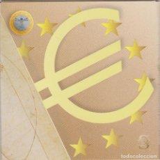 Euros: MONEDAS EURO - ITALIA - SERIE 2003 EN CARTERA OFICIAL. Lote 67522097