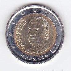 Euros: 2 EUROS ESPAÑA 2001, EBC. Lote 117450407