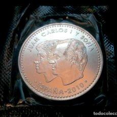 Euros: ESPAÑA - 20 EUROS AÑO 2010 CAMPEONES DEL MUNDO (PLATA/AG). Lote 74743147