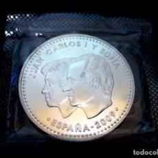 Euros: ESPAÑA - 12 EUROS AÑO 2009 X ANIVERSARIO UNIÓN ECONÓMICA Y MONETARIA (PLATA/AG). Lote 74744607