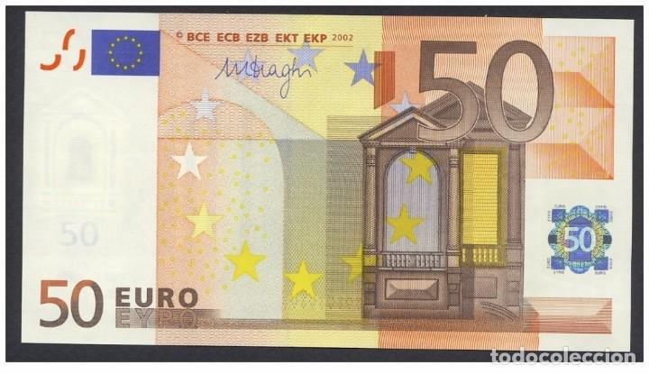 Foto de un billete de 50 euros 31