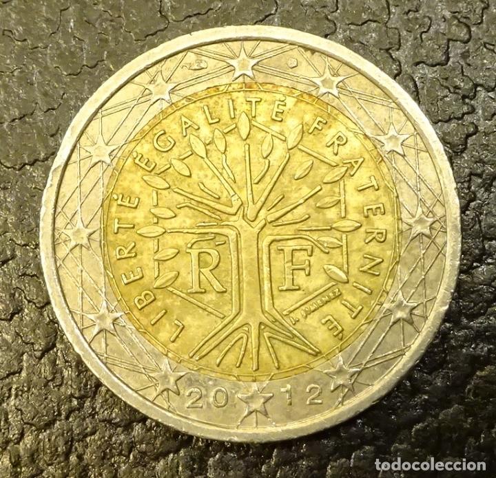 e41484036a 2 fotos FRANCIA 2 EUROS 2012 (Numismática - España Modernas y  Contemporáneas - Ecus y Euros) ...