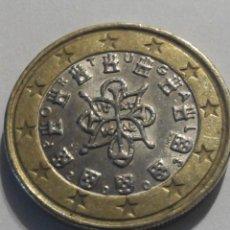 Euros: PORTUGAL 1 EURO AÑO 2003 MBC. Lote 76185979