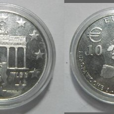 Euros: 10 EURO 1997 28MM 12 GR PROOF. Lote 76563903