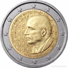 Euros: 2 EUROS CONMEMORATIVA GRECIA 2016 DIMITRI . SC. Lote 222438232