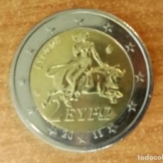 Euros: MONEDA COMÚN DE 2€ DE GRECIA DEL 2011. Lote 77111305