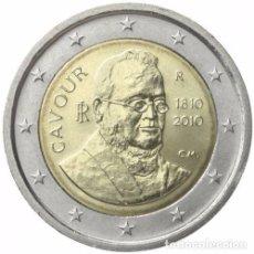 Euros: 2 EUROS CONMEMORATIVA ITALIA 2010 CAVOUR. SC. Lote 269950633
