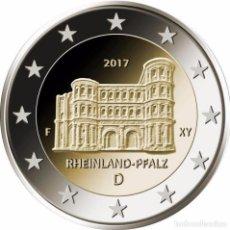 Euros: 2017 ALEMANIA CONMEMORATIVA CECA D. Lote 182557728