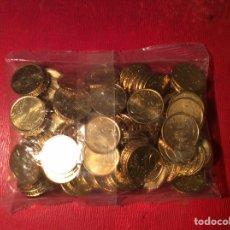 Euros: BOLSA DE 100 MONEDAS DE 10 CENT. ESPAÑA AÑO 2005. Lote 78951943
