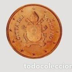 Euros: VATICANO 2017 2 CÉNTIMOS. Lote 57372366