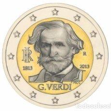 Euros: ITALIA 20132€ VERDI. Lote 87433936