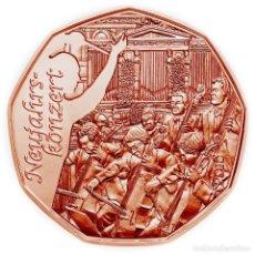 Euros: 5 EUROS -AUSTRIA 2015- NEUJAHR 2016 -CONCIERTO AÑO - S/C. Lote 92278785